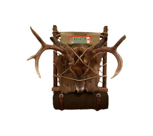 Pack Mount Frame Mounted